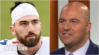 Who is Ben DiNucci, the Cowboys' next man up as quarterback?   NFL Countdown