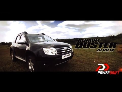Renault Duster Review: PowerDrift