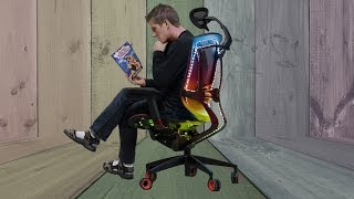 The RGB Chair NO ONE asked for