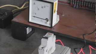 A 6 Amp AC Breaker Trips On DC At 240 Volts 30 Amps