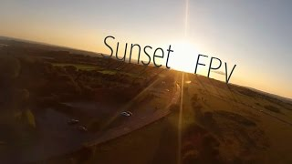 preview picture of video 'GoPro Hero 3 Fpv sunset dartmoor. Stunning view!'