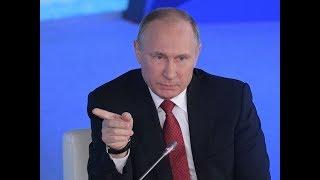Видео поздравление с днем рождения от Путина № 2