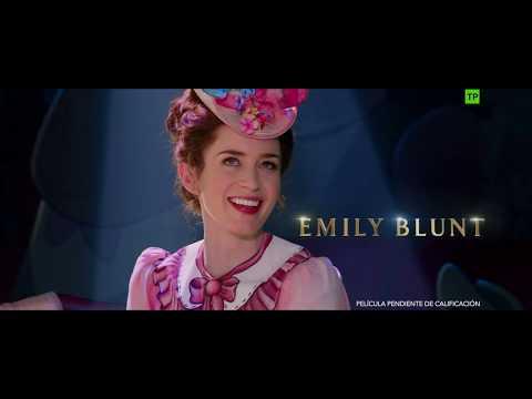 Trailer El regreso de Mary Poppins