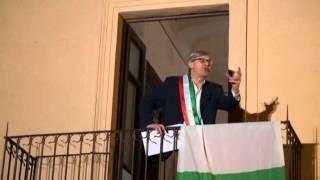 preview picture of video 'VITTORIO SGARBI SALEMI /Comizio Santo Padre - SECONDA PARTE'