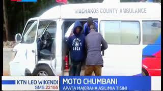 Mwnaume mmoja ateketea Kangundo