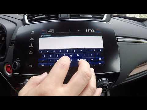 2018 Honda Accord WAZE Navigation - смотреть онлайн на Hah Life