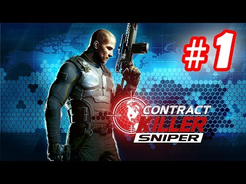 Walkthrough CONTRACT KILLER: SNIPER - Android Part 1 [1080p]