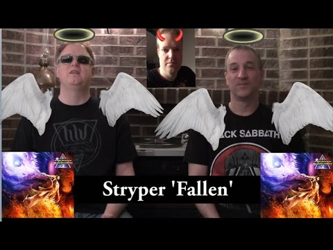 Stryper 'Fallen' Album Review- (9.5/10)-The Metal Voice-(Metal Review)