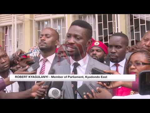 Police block Bobi Wine's bid to meet