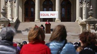 Progressive Women's Caucus Continues Fight to End Wage Discrimination