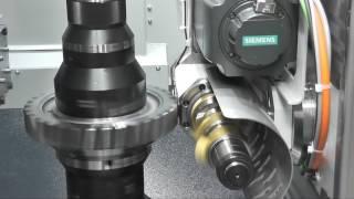 Liebherr - Anfaß- und Entgratmaschine LCD 300 ChamferCut
