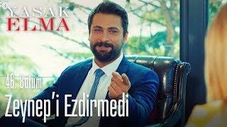 Alihan, Zeynep'i ezdirmedi - Yasak Elma 46. Bölüm