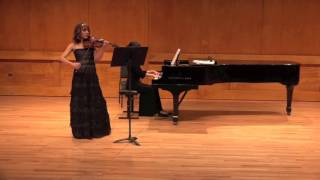 Preludes (Auerbach) from 24 Preludes - Stony Brook University DMA recital