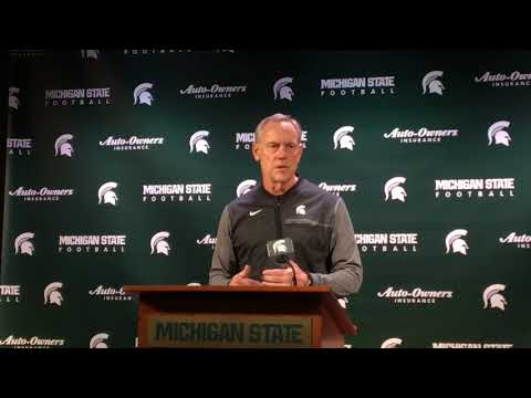 Mark Dantonio says he's coming back to coach in 2020