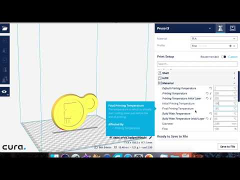 Cura Ironing Feature