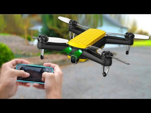 Best 4K Drone Deal of Black Friday 2017 (GPS + Facial Recognition!)
