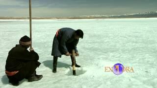 La Pesca de los Nómadas de Mongolia