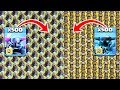 Pekka & Super Pekka VS Hidden Tesla & Mega Tesla Experiment On Clash Of Clans video download