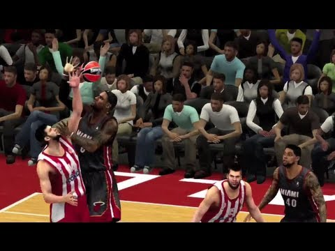 ΝΒΑ 2k14: Το τρέιλερ και ένα video από το gameplay [video]