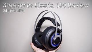Steelseries Siberia 650 Gaming Headset Review   Siberia Elite Prism