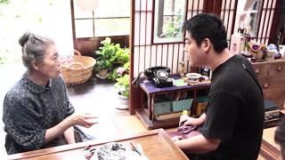 『モリのいる場所』樹木希林、本番直前の貴重映像公開!
