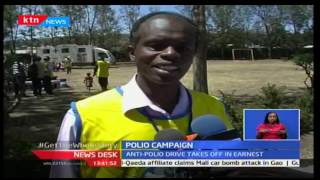 Government targets to vaccinate more than 55,000 children in Samburu County