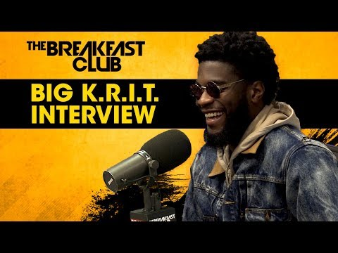 Big K.R.I.T. Drops A Double Album, Talks Battling Alcoholism + More