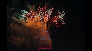 New York City July 4th Fireworks Spectacular Like Never Before | NBC New York