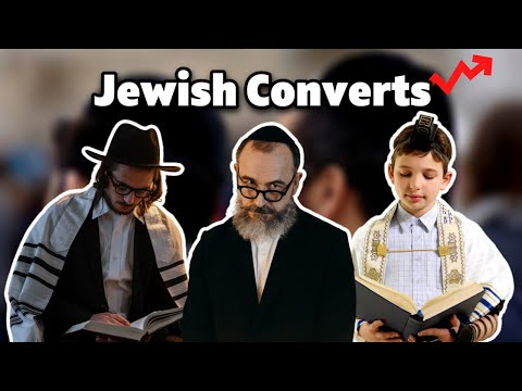 , title : 'The Phenomenal Rise of JEWISH Converts to Islam