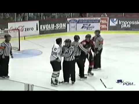 Dillon Fournier vs. Emile Poirier
