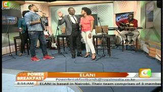 MC Jessy In Love With Elani's Songstress
