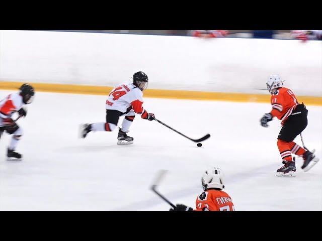 В хоккее без поражений