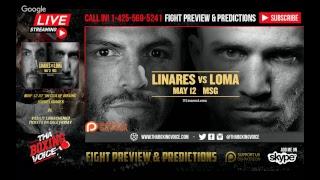 🤩 Linares vs. Lomachenko: May 12 at