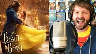 BEAUTY AND THE BEAST (Cover) - Disney Double Speed - Maxwell Glick