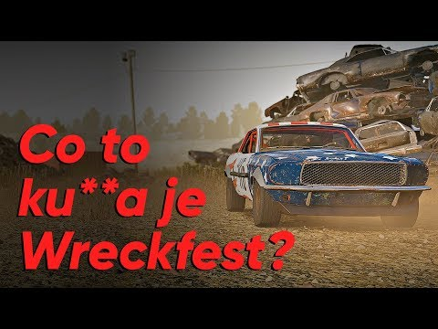 Co to ku**a je Wreckfest?