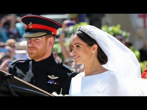 UK Royal Wedding: Watch the moment Harry and Meghan exchange their vows and say YES to each other!