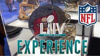 NFL Super Bowl Experience   Miami Beach