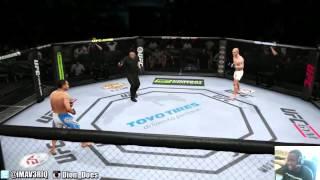 UFC - UFC Fights - John Dodson vs Cub Swanson - UFC Fights 2014 | Ea Sports UFC
