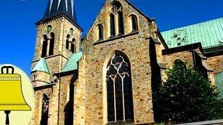 preview picture of video 'Salzbergen Emsland: Glocken der Katholischen Kirche (Plenum)'