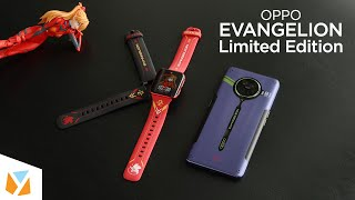 OPPO Ace2 EVA and OPPO Watch EVA Unboxing and Hands-On