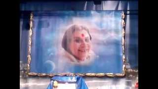 После пуджи Шри Кришны 06.09.2015 - After Krishna puja