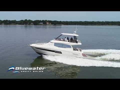 Prestige 460 Flybridge video
