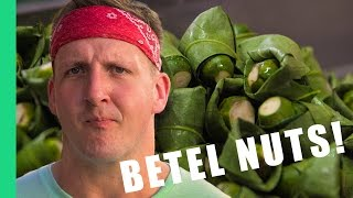 How to Betel Nuts (槟榔) in Taiwan