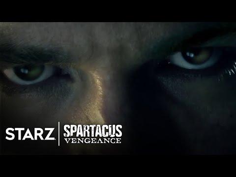 Spartacus: Vengeance (Teaser)
