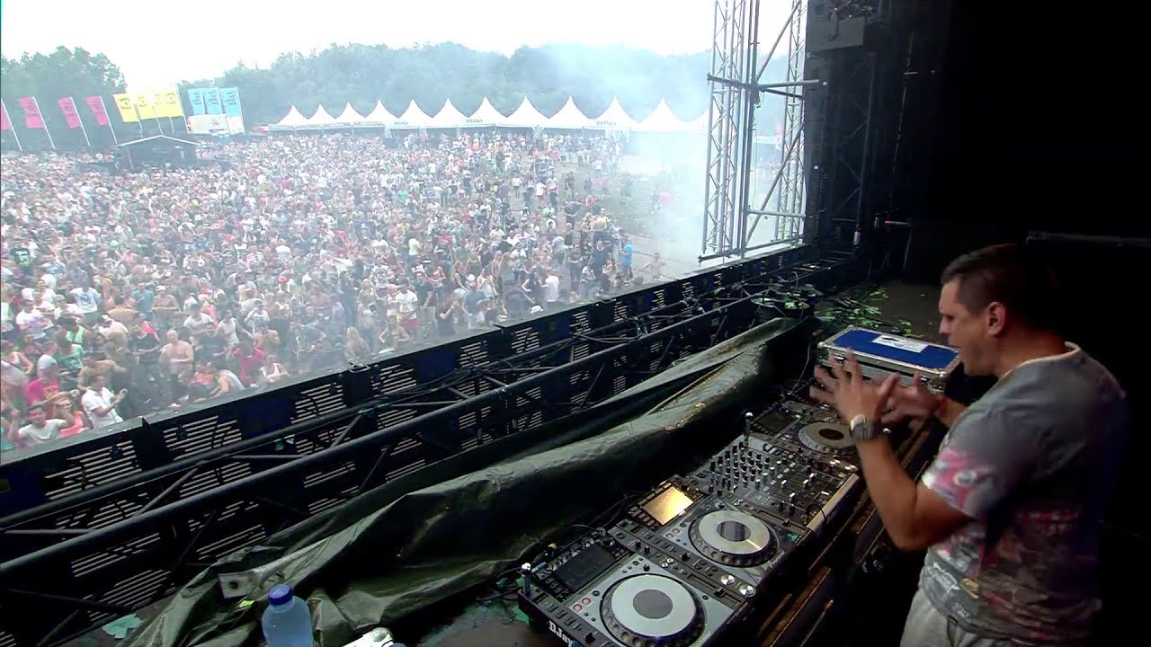 Dj Zany - Live @ Dance Valley 2014