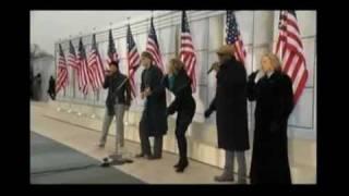 Obama Concert James Taylor, John Legend, Jennifer Nettles, Arnold McCuller