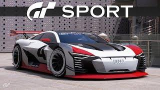 Audis elektrische Zukunft! - Audi e-tron Vision Gran Turismo - GT Sport [PS4 Pro]