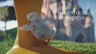 2018 The Little Duck - Disneyland Paris commercial