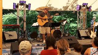 Square One (Tom Petty cover) live at Hudson Music Fest 2018