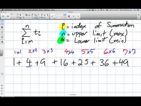 Sigma Notation Grade 12 Data Management Chapter 5 11 14 12